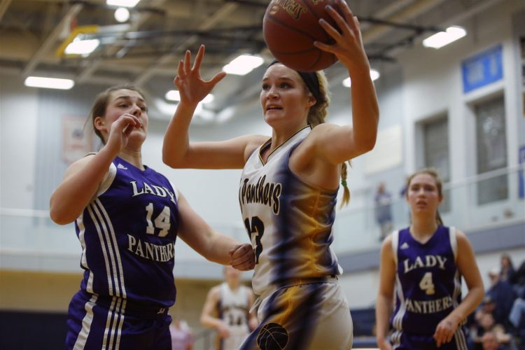 Franklinville 67, Pine Valley 36