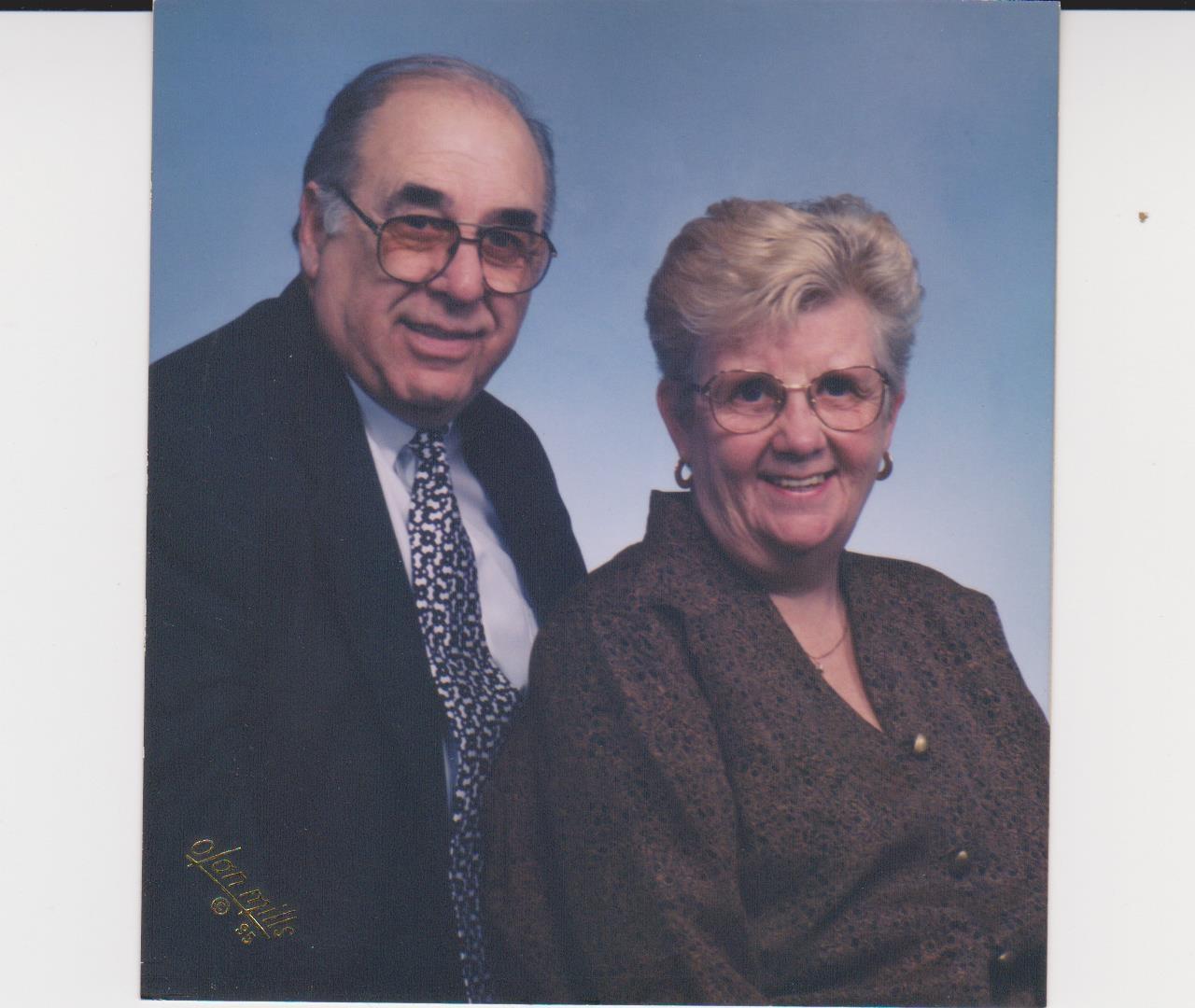 Samuel and Suzzanne Todaro mark 60th anniversary