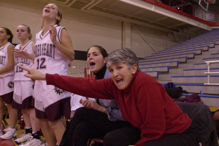 Sister Maria Pares, pioneer in women's sports, dead at 75