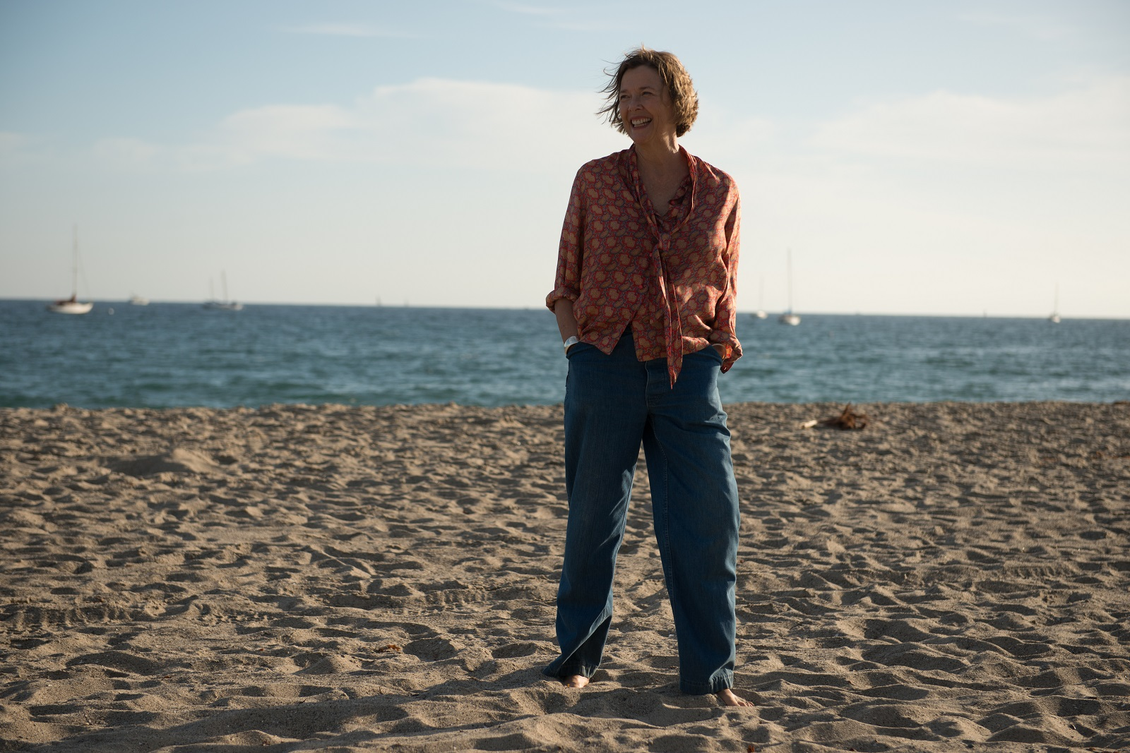 Annette Bening plays a single mother raising a teen son in '20th Century Women.'