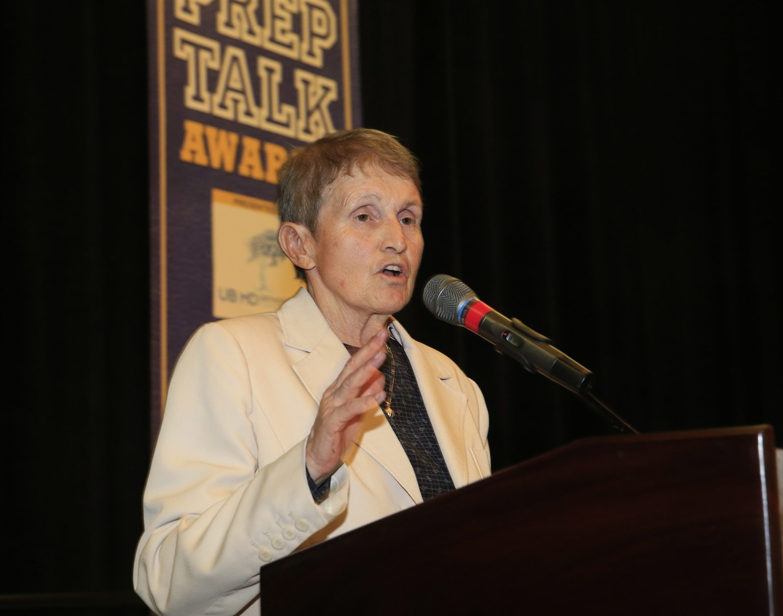 Sister Maria in 'Heaven's Hall of Fame'