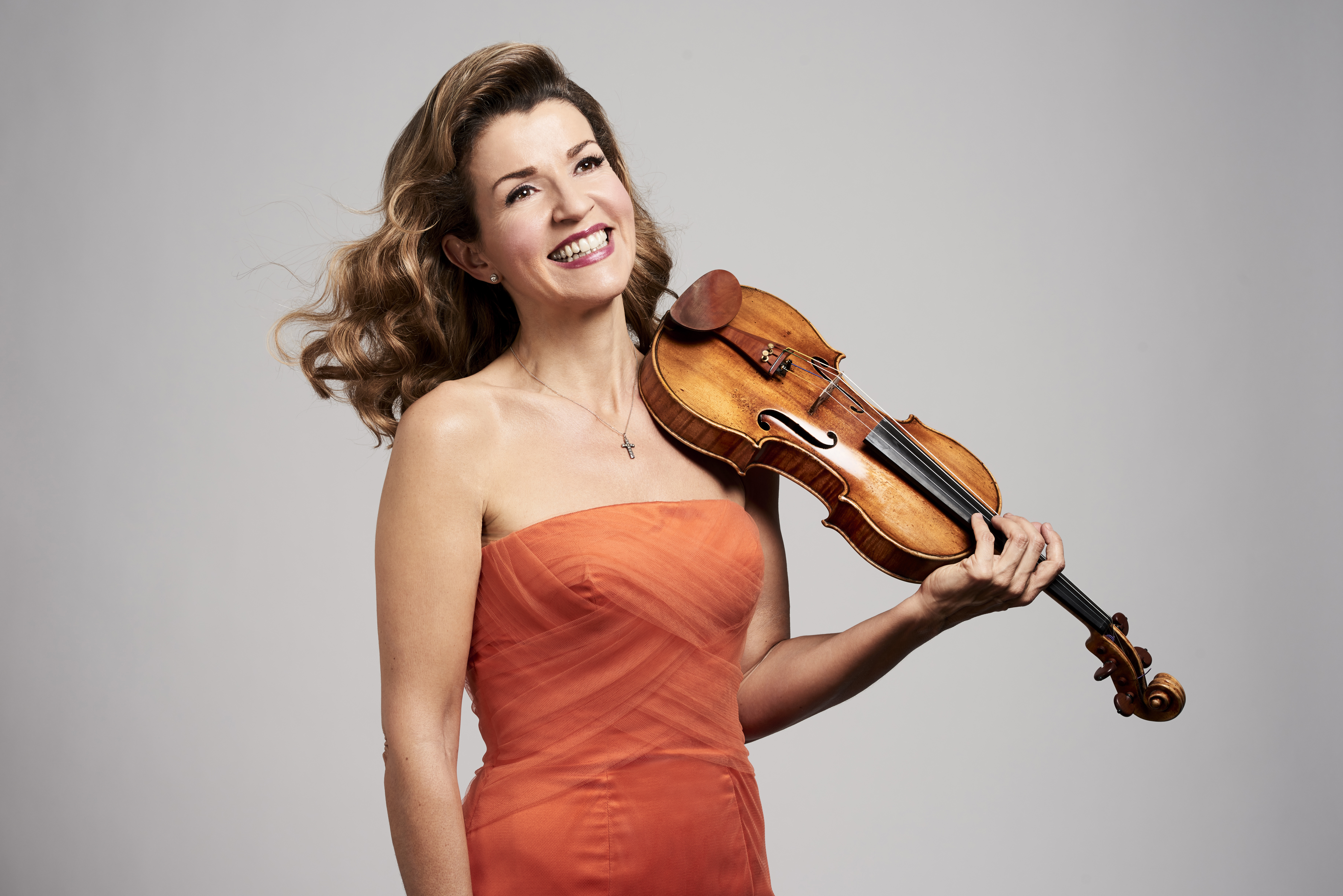 German superstar violinist Anne-Sophie Mutter is the star of the BPO's opening gala in September.