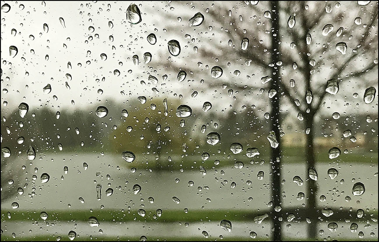 Rain will return this week, after record-setting Saturday