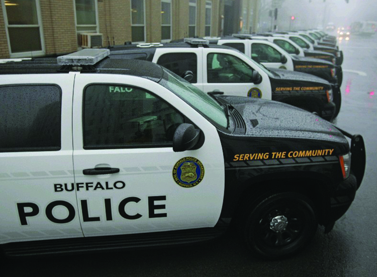 Buffalo News file photo
