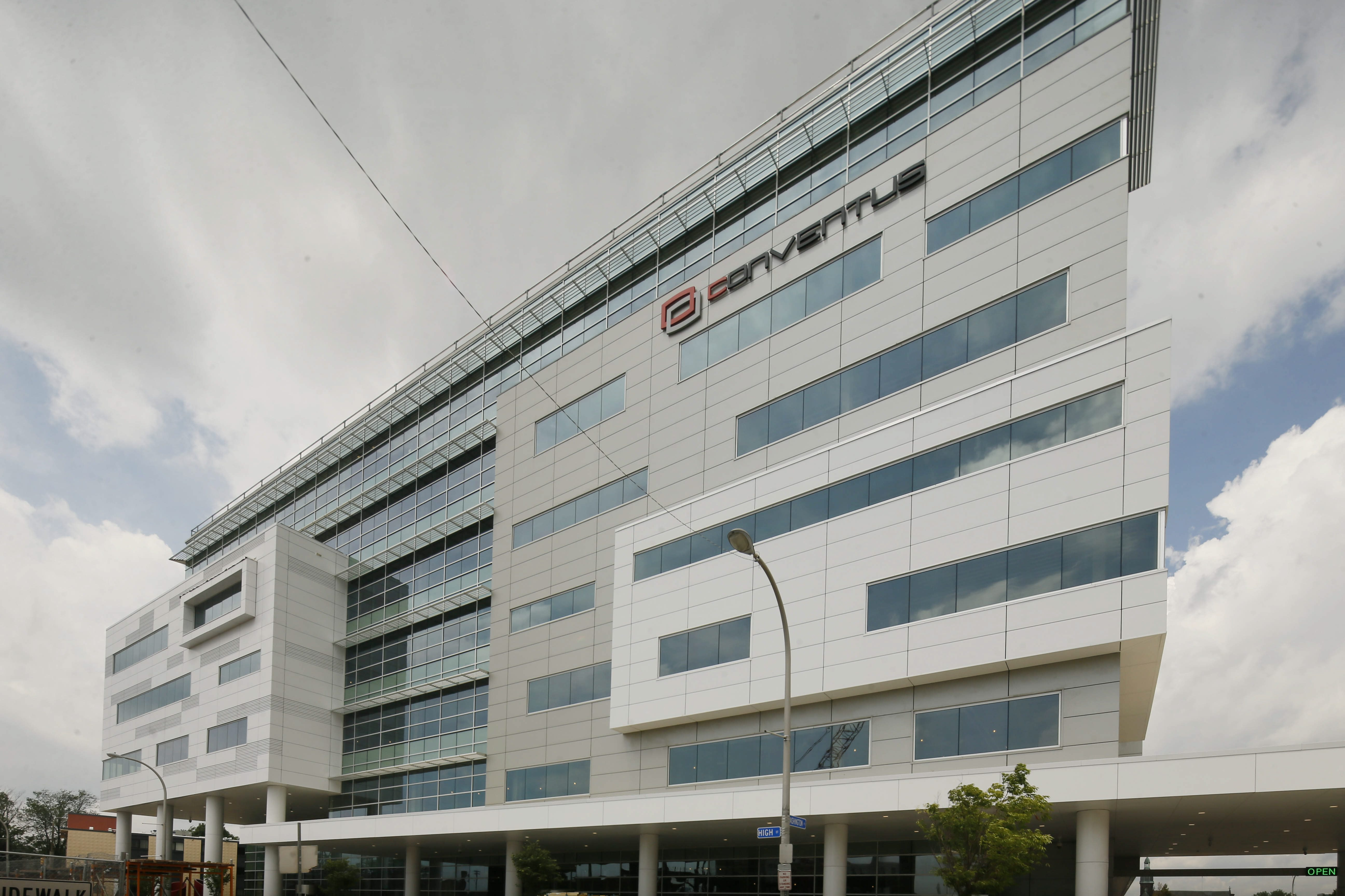 The new Conventus medical office building houses the  Oishei Children's Outpatient Center. (Derek Gee/Buffalo News file photo)