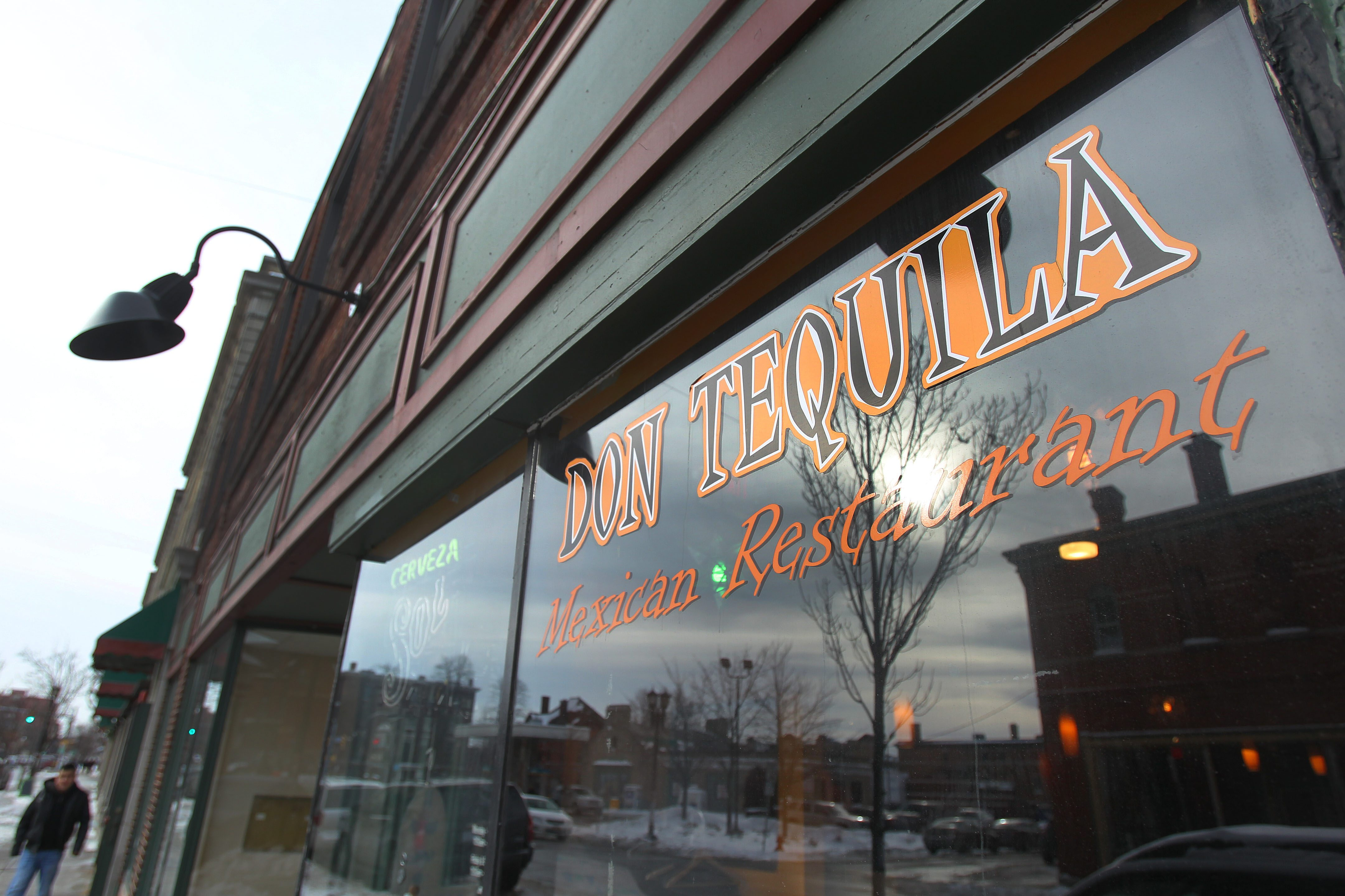 Don Tequila restaurant on Allen Street in Buffalo. (News file photo)