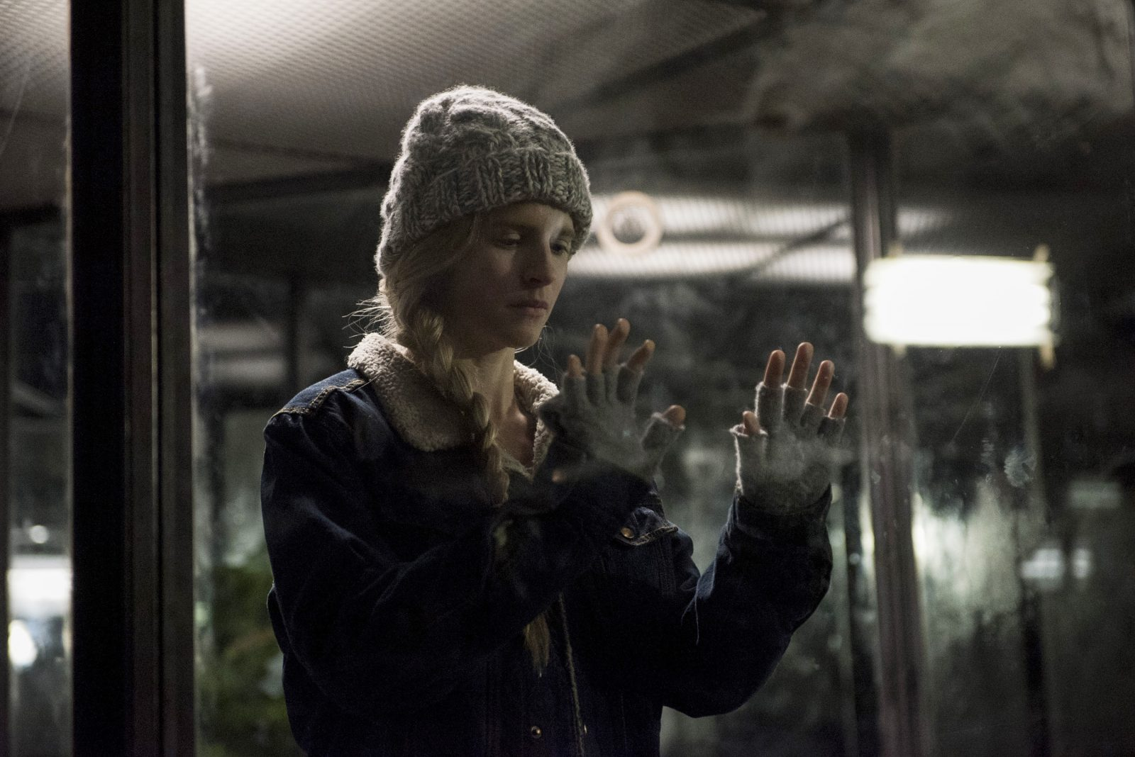 Brit Marling in 'The OA.' (JoJo Whilden/Netflix)