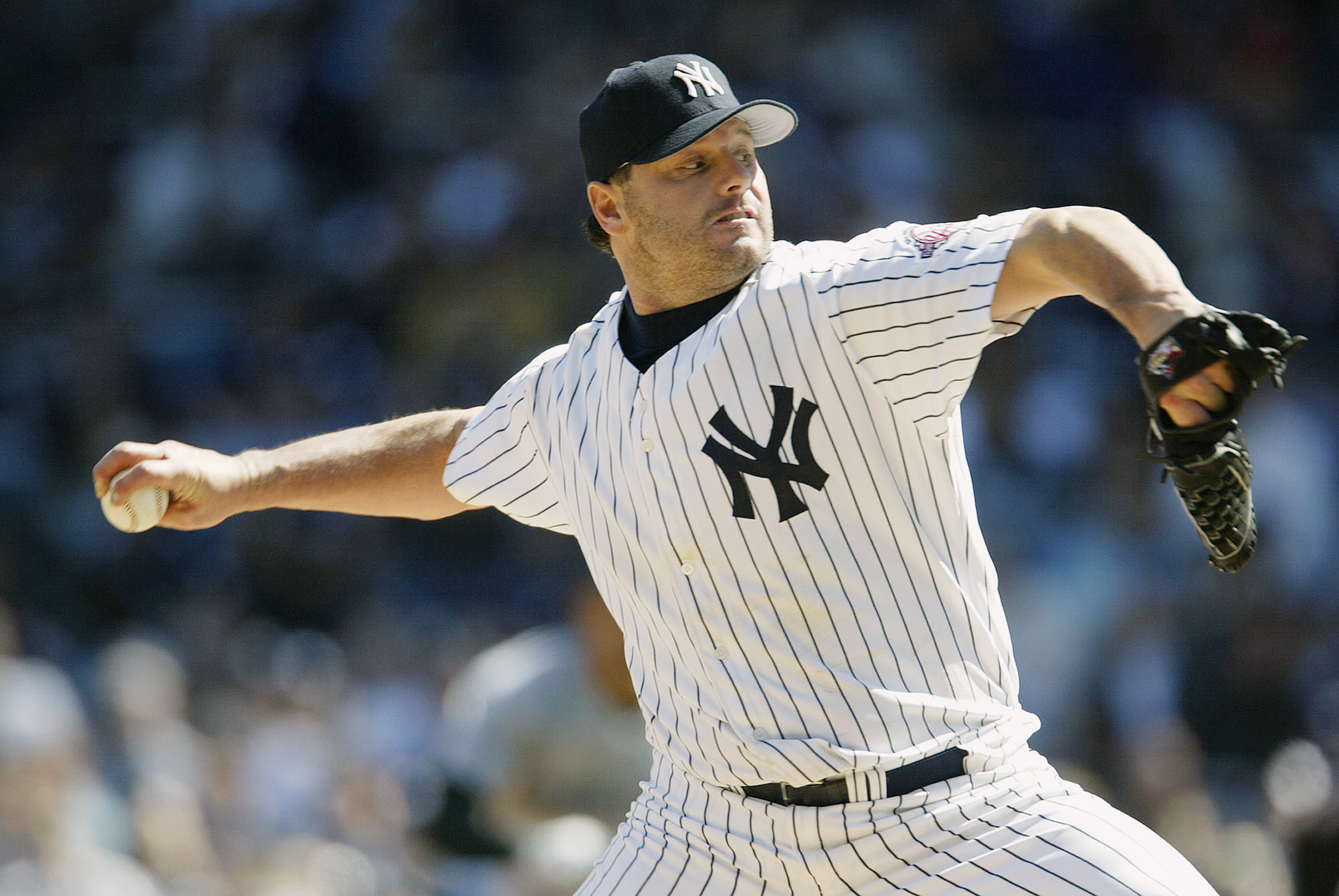 Roger Clemens failed to gain induction to the Baseball Hall of Fame again this year. (Getty Images)
