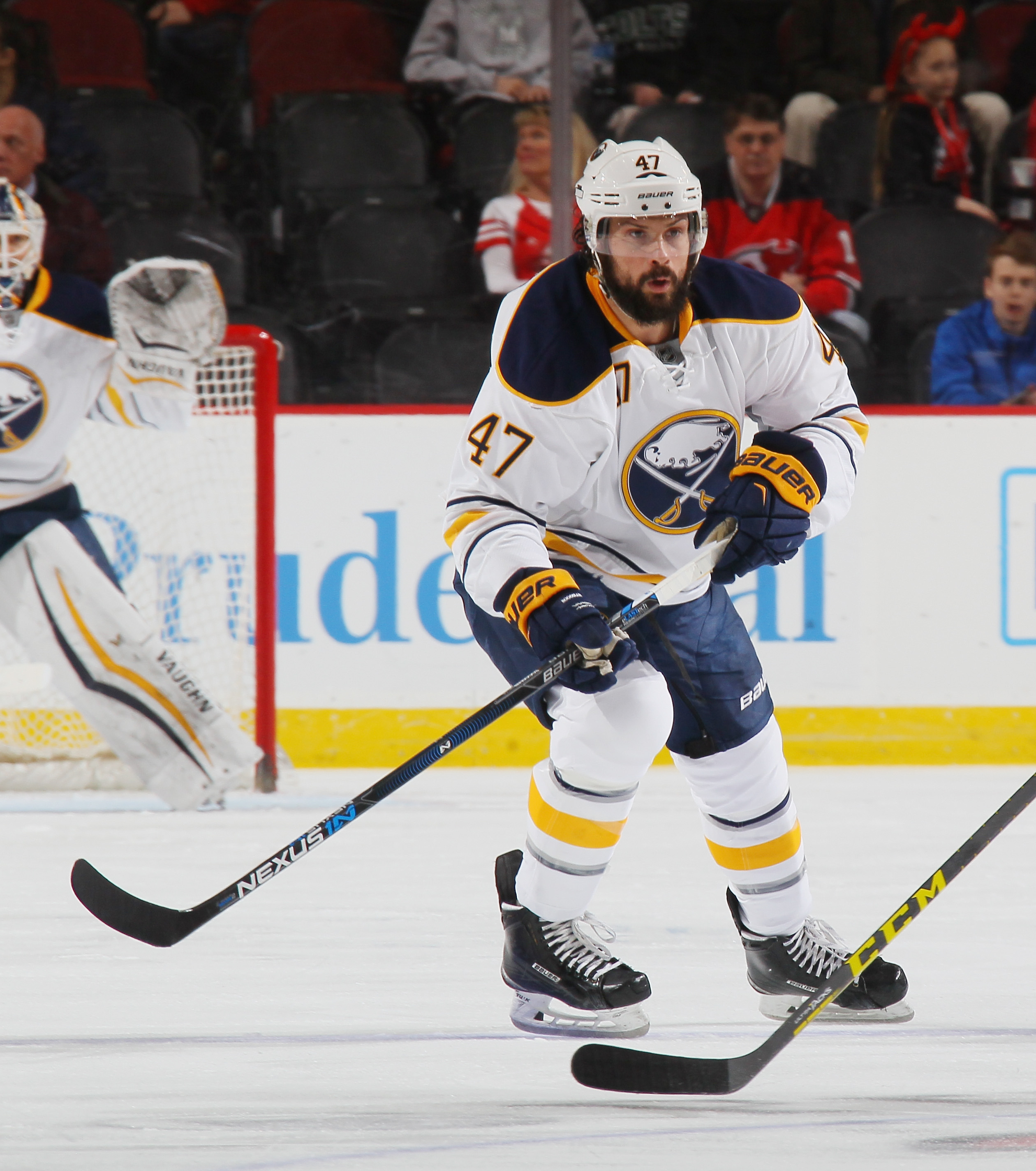 Zach Bogosian netted the winner in overtime. (News file photo)