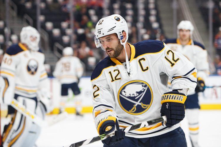 Gionta wants to get Sabres' timeline back on track