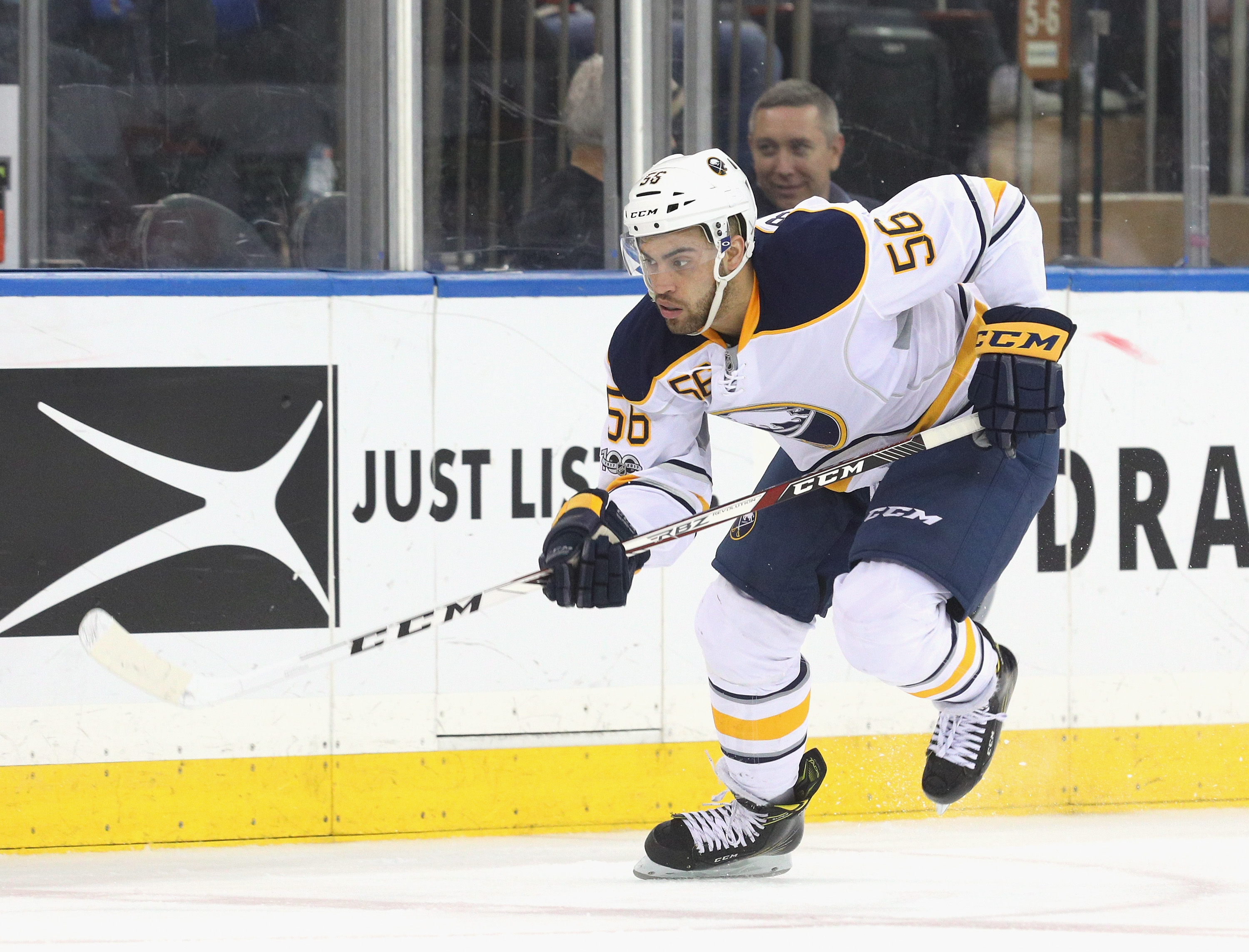 Justin Bailey is tied for sixth in the AHL with 17 goals. (Getty Images)