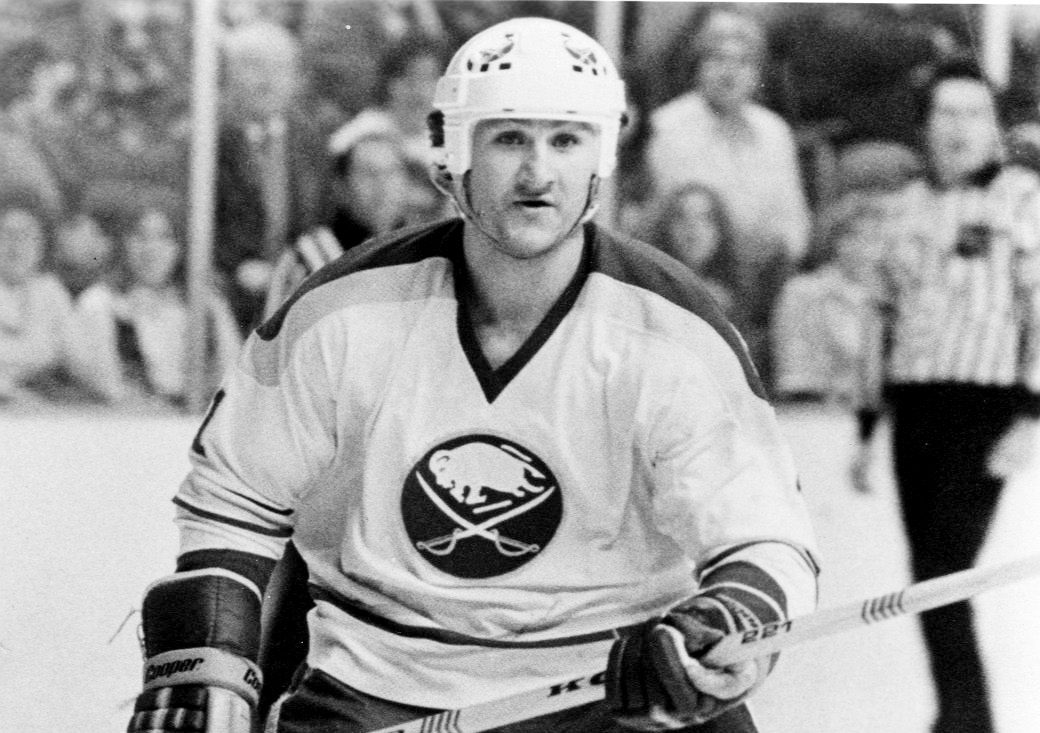 Gilbert Perreault is expected to be named to the NHL 100 Friday evening (Buffalo News file photo).