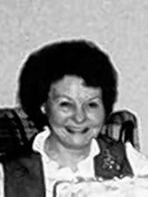 PACHOLSKI, Theresa M. (Musial)