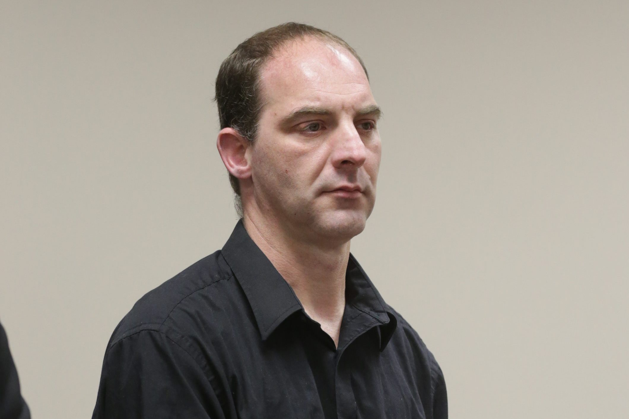 Robert E. MacLeod, of Niagara Falls, faced charges of sexual abuse, assault and robbery in connection with an assault on a Japanese tourist on Dec. 25, 2015, in Niagara Falls State Park. (John Hickey/Buffalo News)