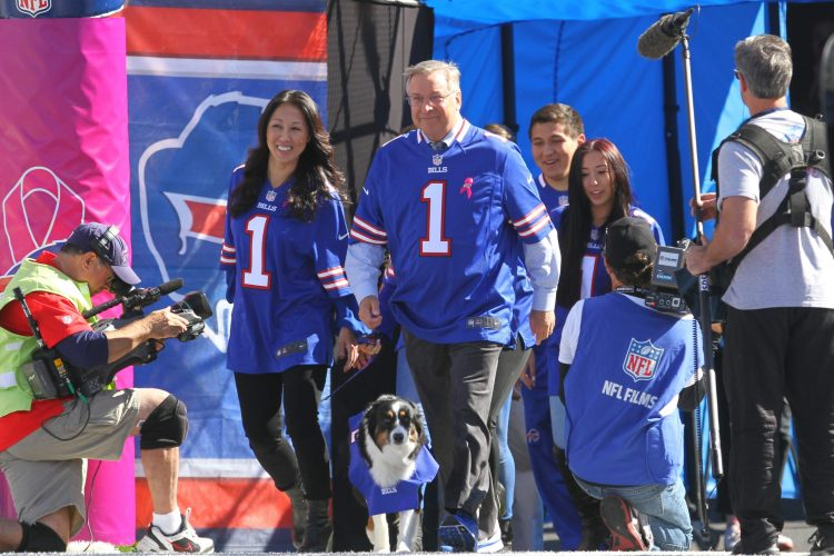 Q&A with Terry and Kim Pegula: Firing Rex, hiring McDermott and fixing the Bills