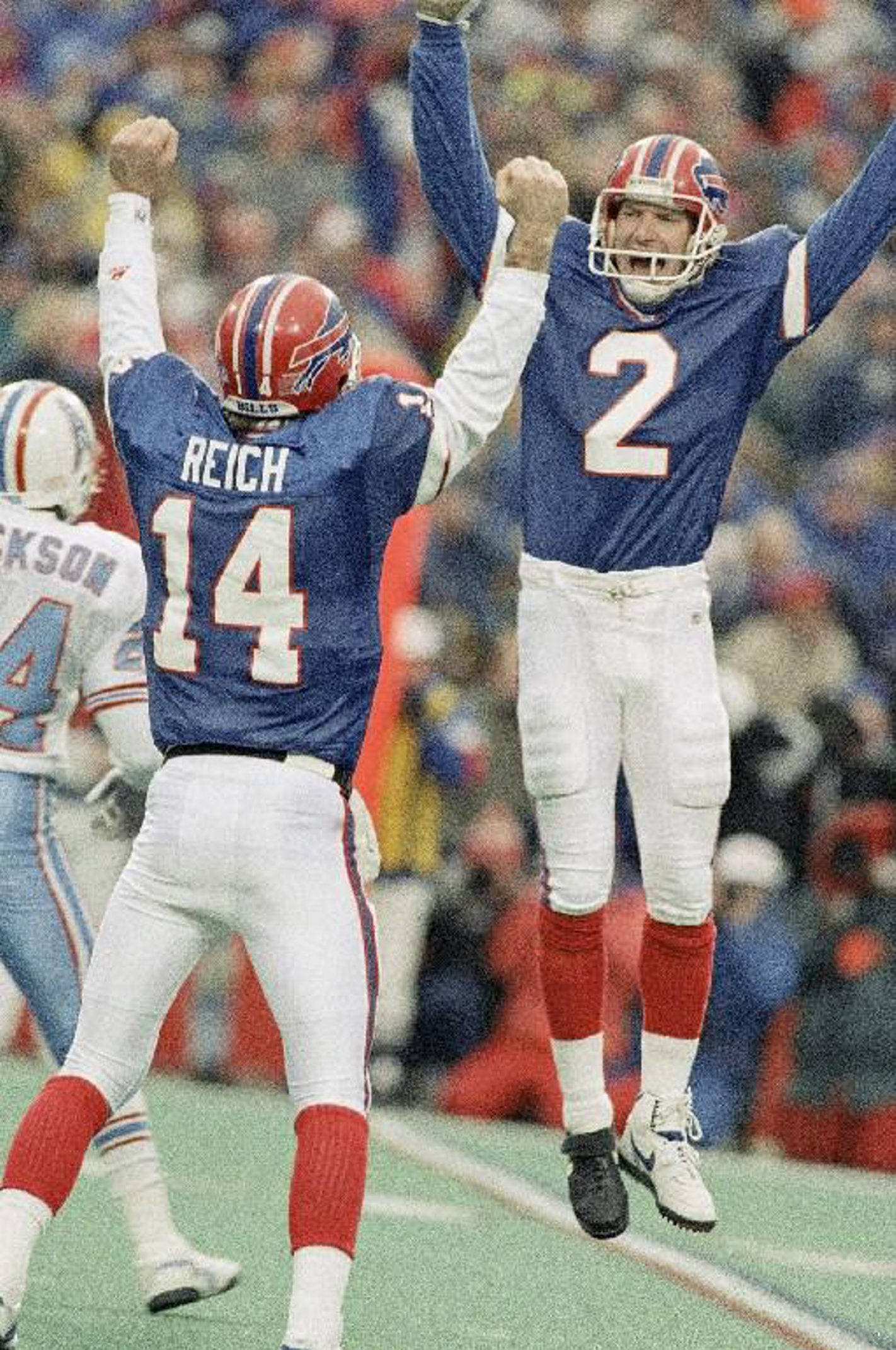 Former Bills kicker Steve Christie said GM Doug Whaley rejected his offer to help Dan Carpenter, saying the club 'wouldn't be receptive to outsiders.'