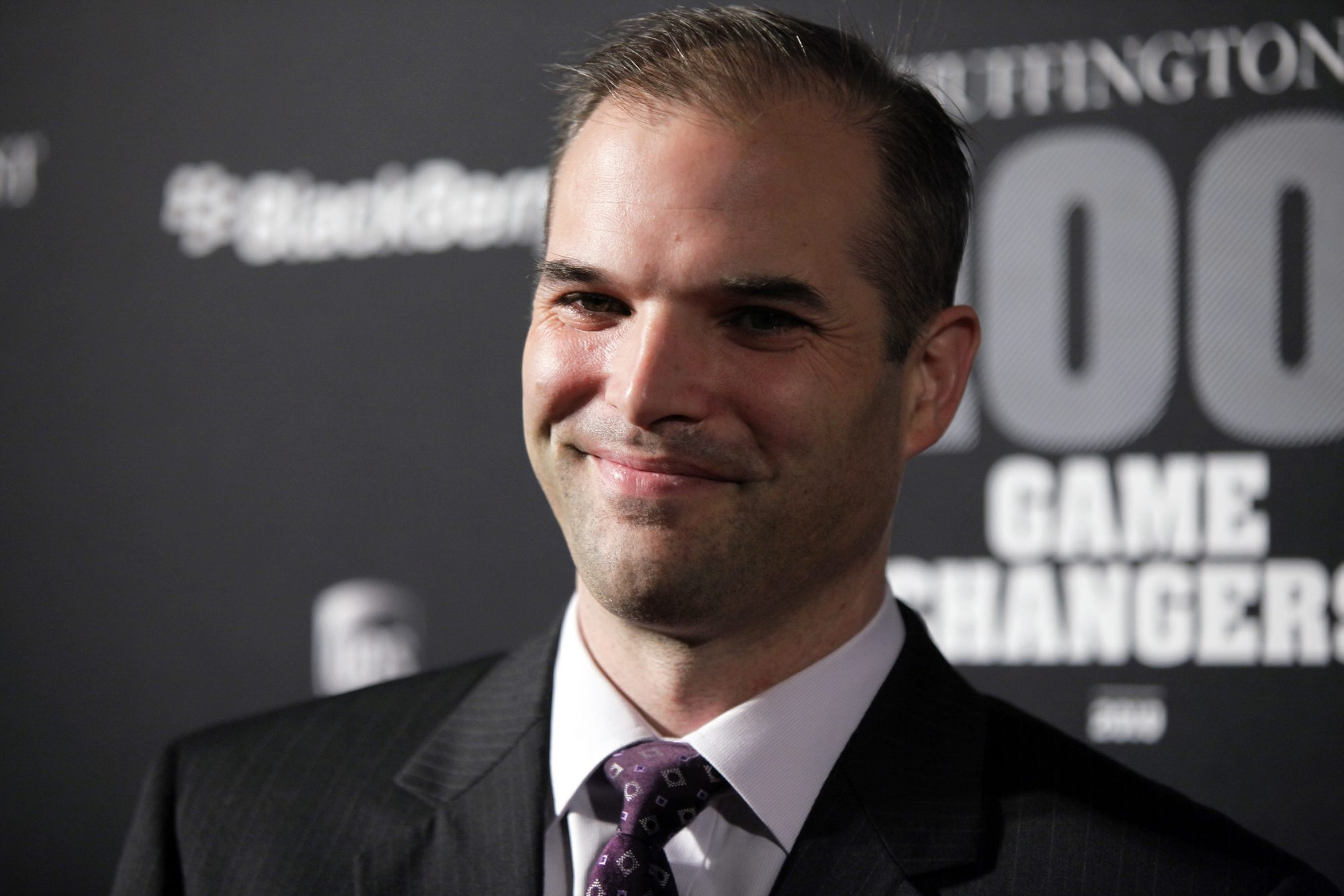 """Matt Taibbi at the Huffington Post 2010 """"Game Changers"""" event in 2010.  (Neilson Barnard/Getty Images)"""