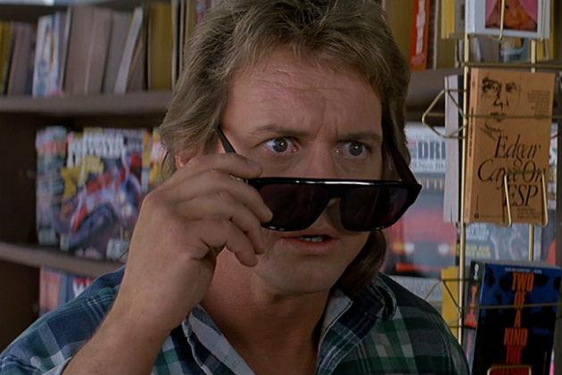 Rowdy Roddy Piper stars in the John Carpenter cult classic 'They Live.'