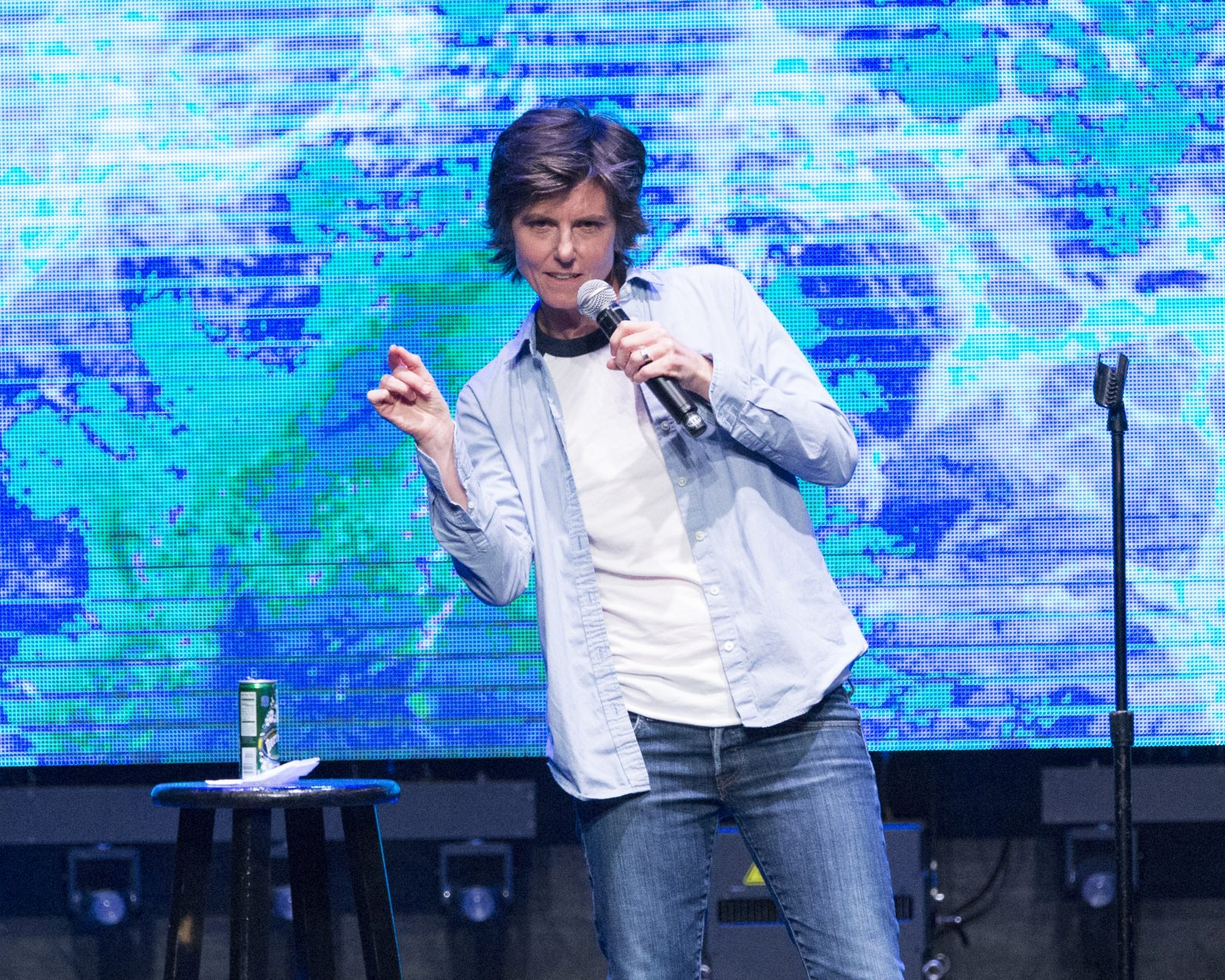 Tig Notaro will perform Feb. 3 at the Tralf Music Hall.   (Getty Images)