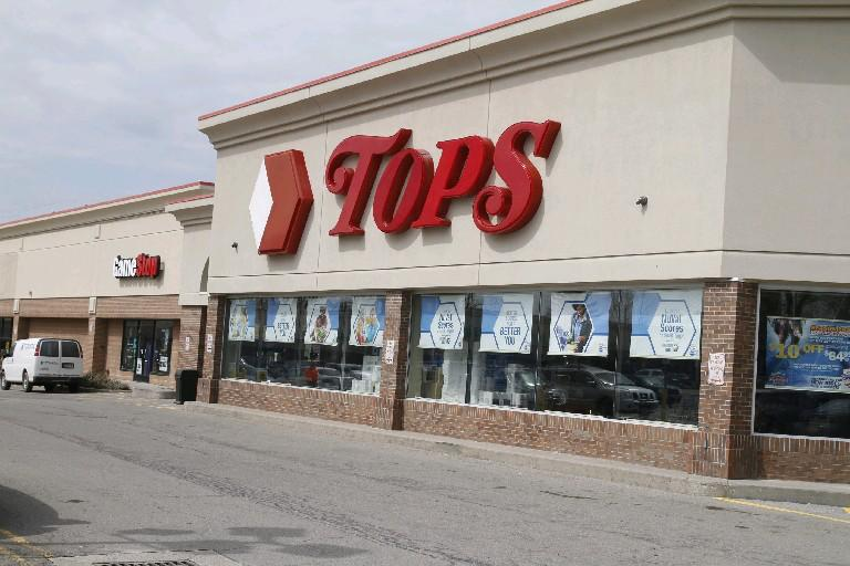 Tops Markets closed 10 stores as part of its bankruptcy restructuring. (News file photo)
