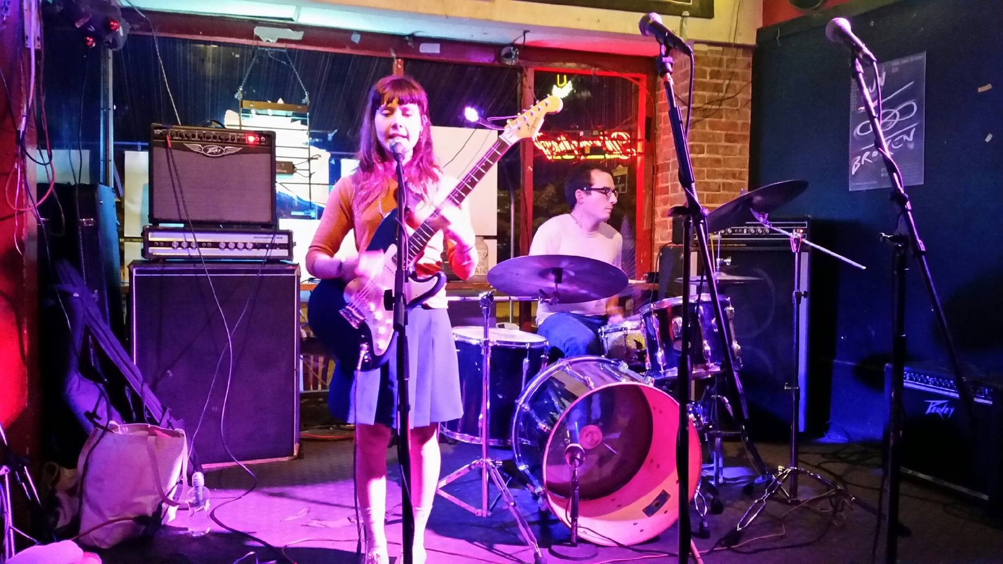 Velvet Bethany is one of the bands taking part in 'Ladies Night @ the Gypsy Parlor' on Jan. 28.
