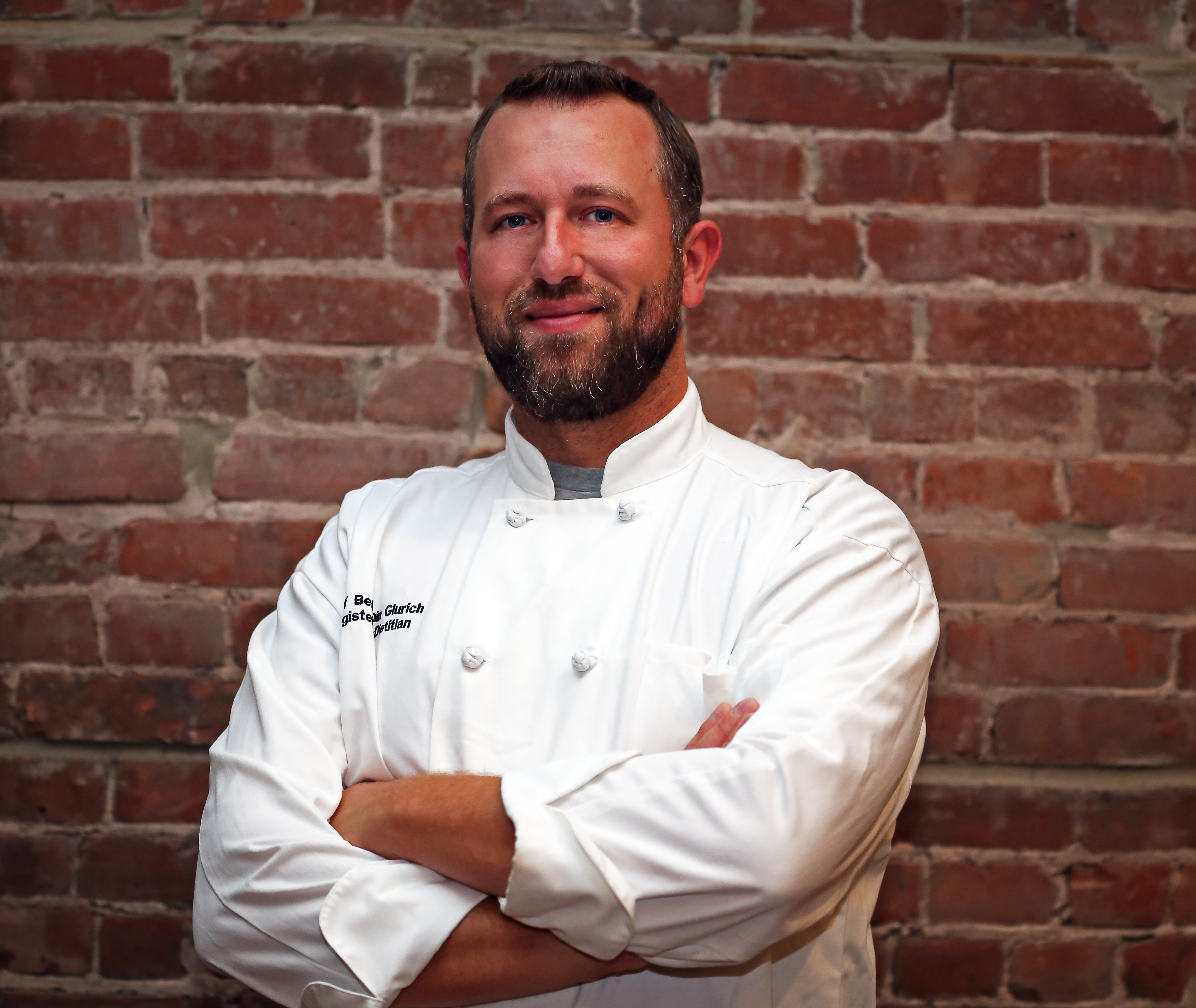 'Even dietitians have trouble sometimes,' says Trocaire adjunct culinary professor Benjamin Glurich, who will teach a new healthy cooking class series starting Saturday.