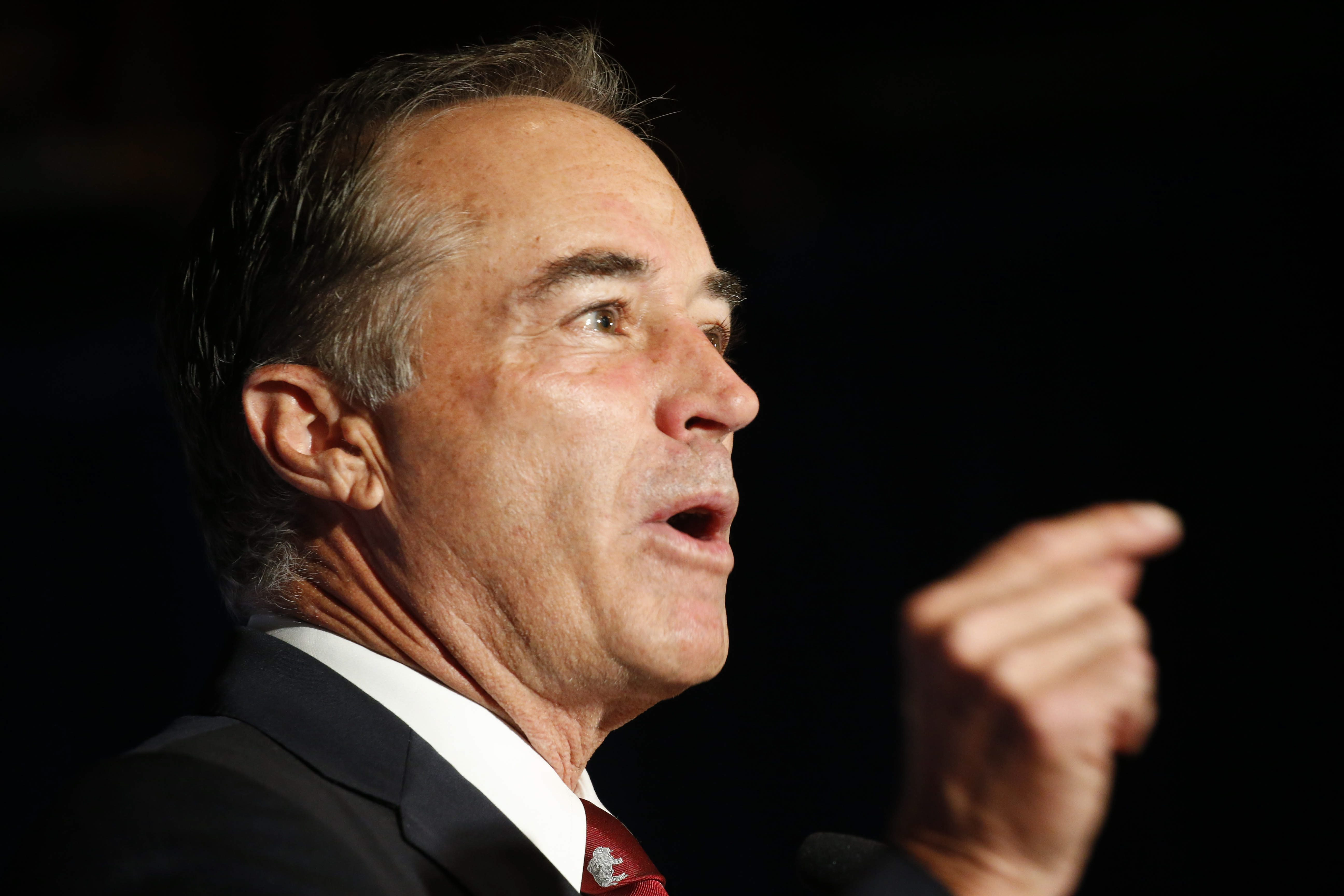 Rep. Chris Collins has created at least the appearance of a conflict of interest. (Derek Gee/Buffalo News file photo)