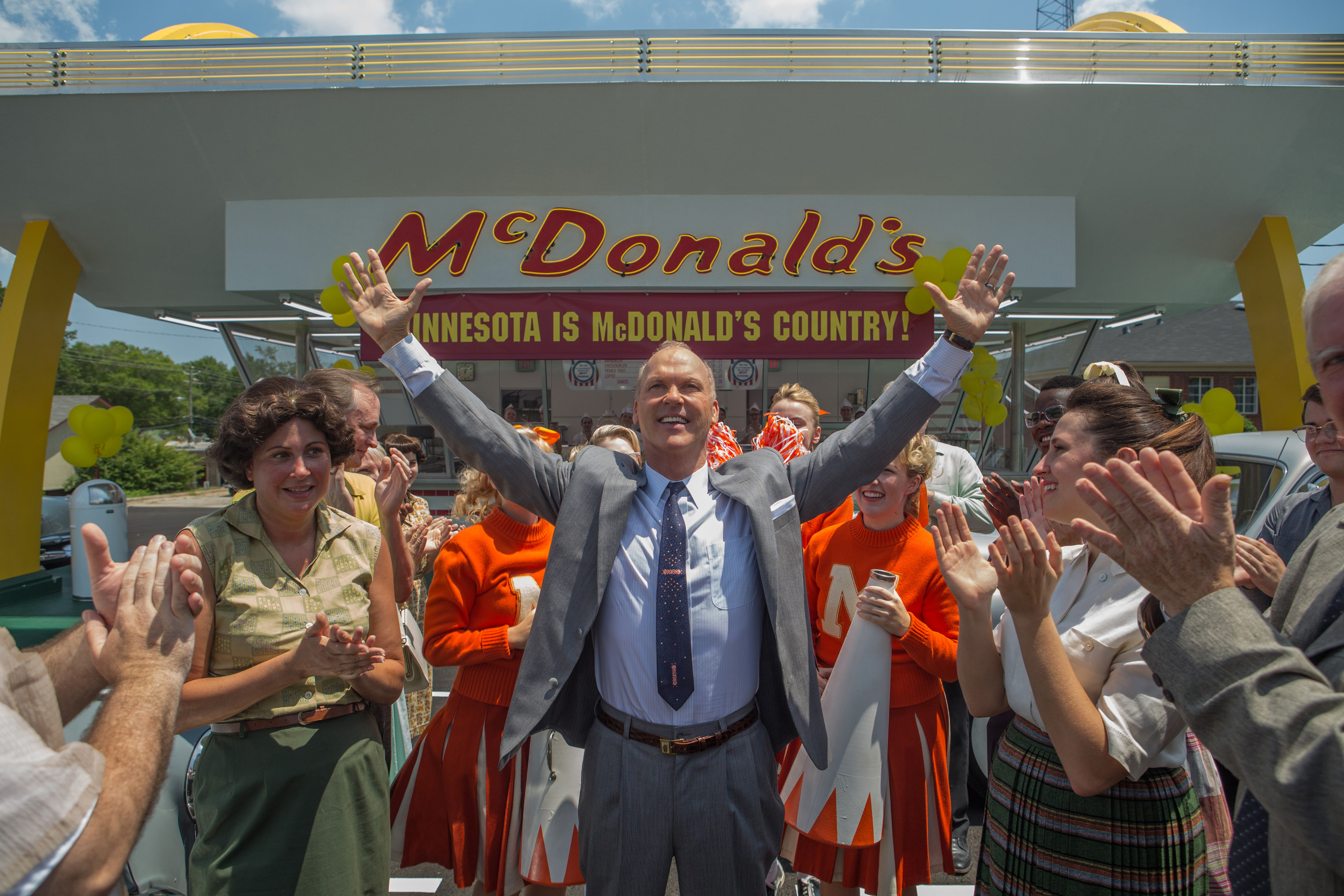 Michael Keaton gives another stellar performance in 'The Founder.'