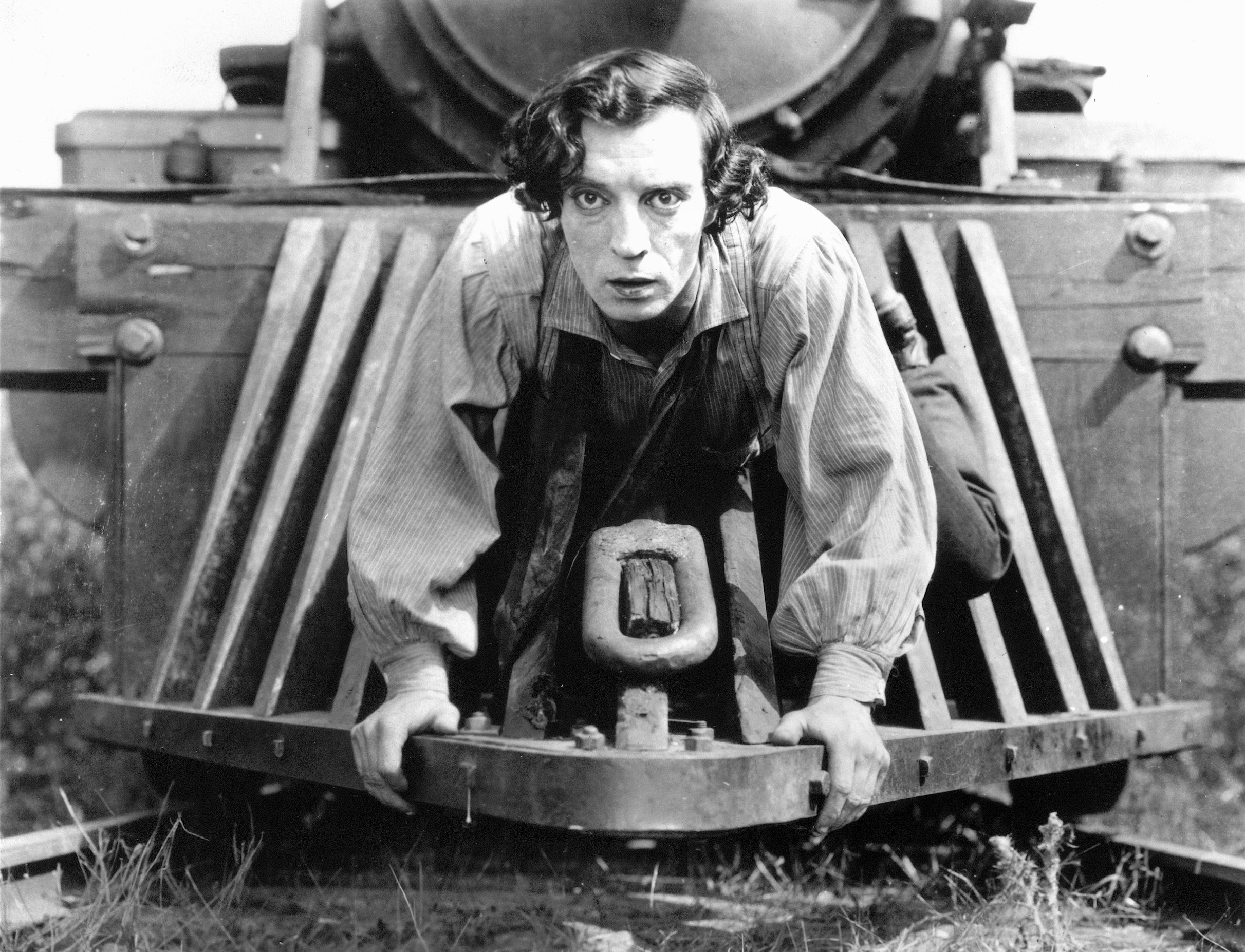 Buster Keaton's silent movie classic 'The General' opens the Spring 2017 edition of Buffalo Film Seminars.