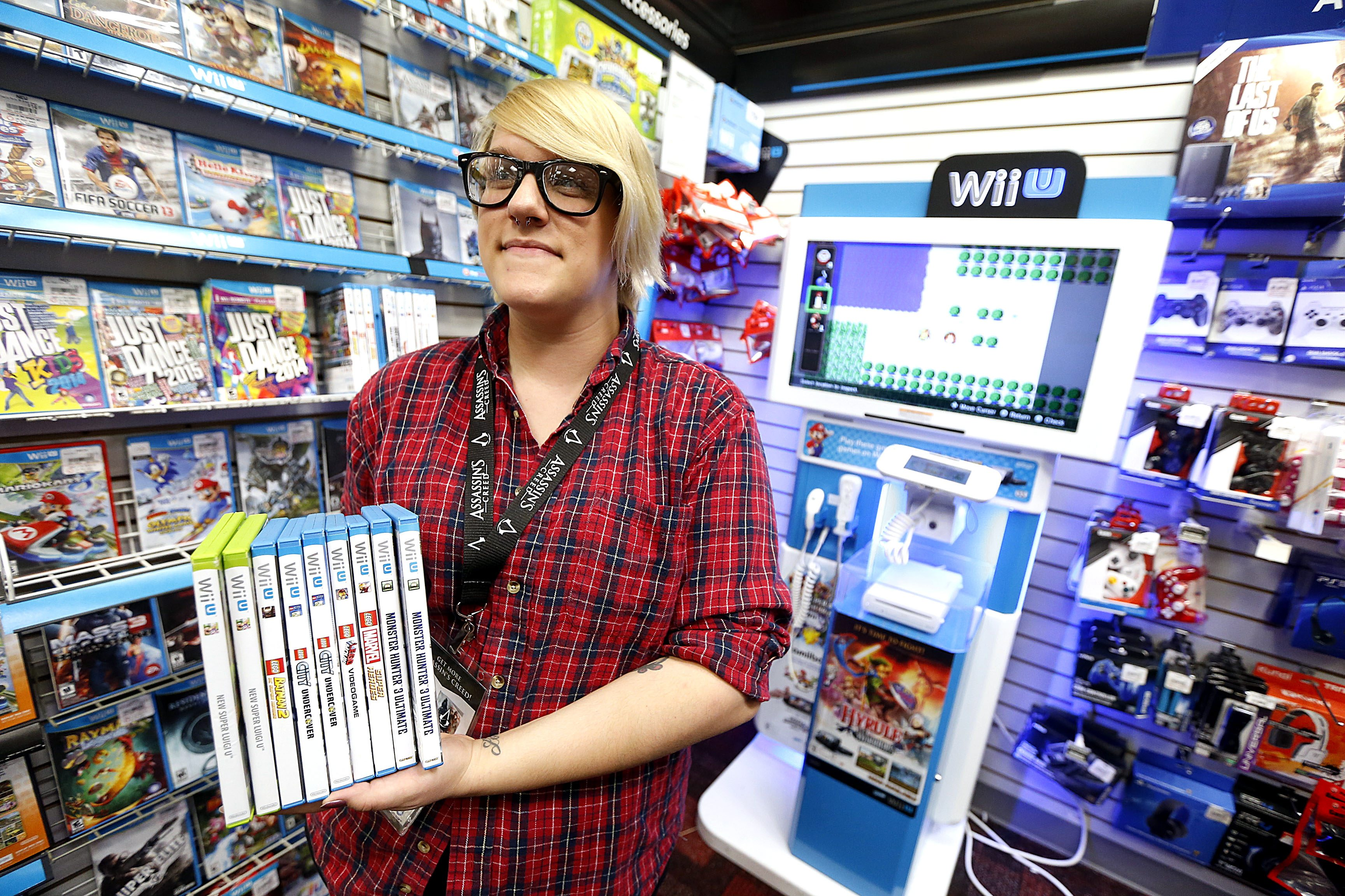 Game Stop at Boulevard Mall, shown here, closed over the weekend (Robert Kirkham/Buffalo News)
