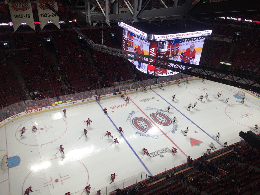 Live coverage: Buffalo Sabres at Montreal Canadiens