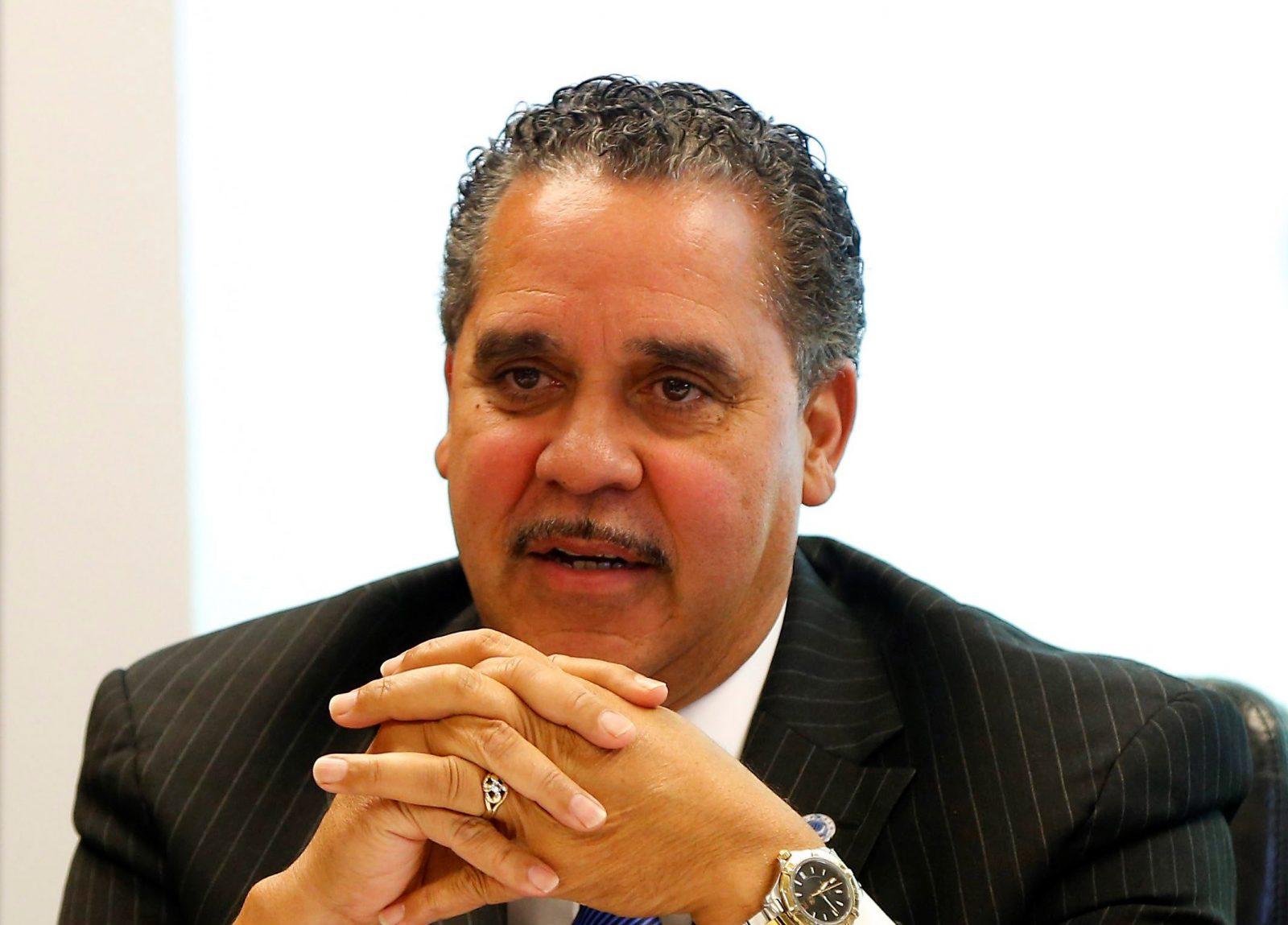 Buffalo Schools Superintendent Kriner Cash. (Mark Mulville/News file photo)
