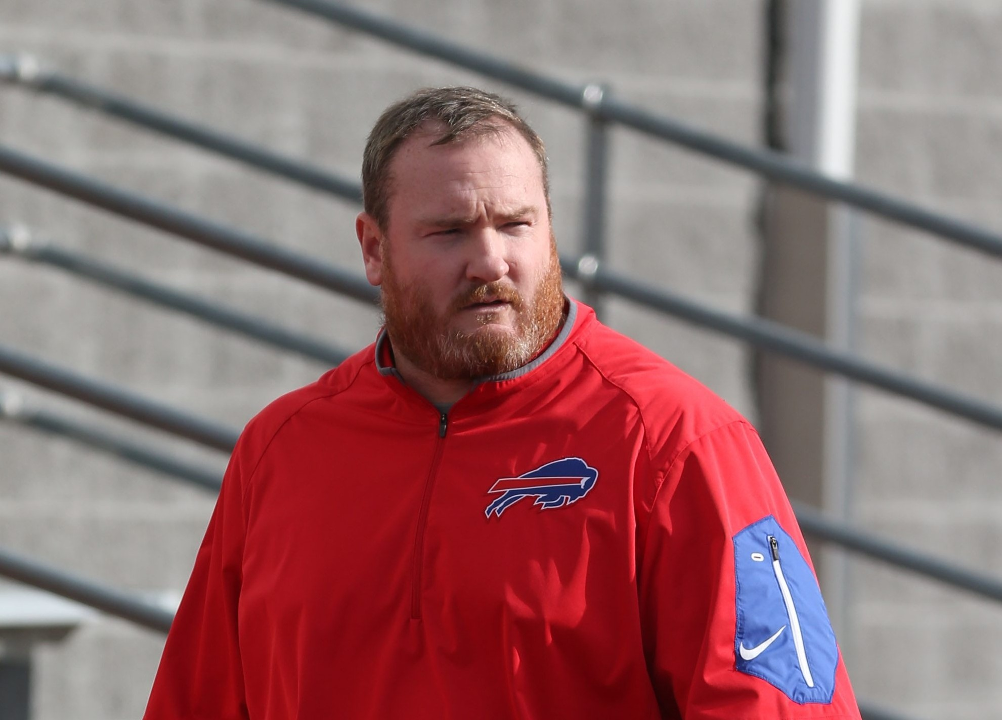 Kyle Williams said he's been in contact with new Bills coach Sean McDermott, and likes what he's heard. (James P. McCoy/Buffalo News)
