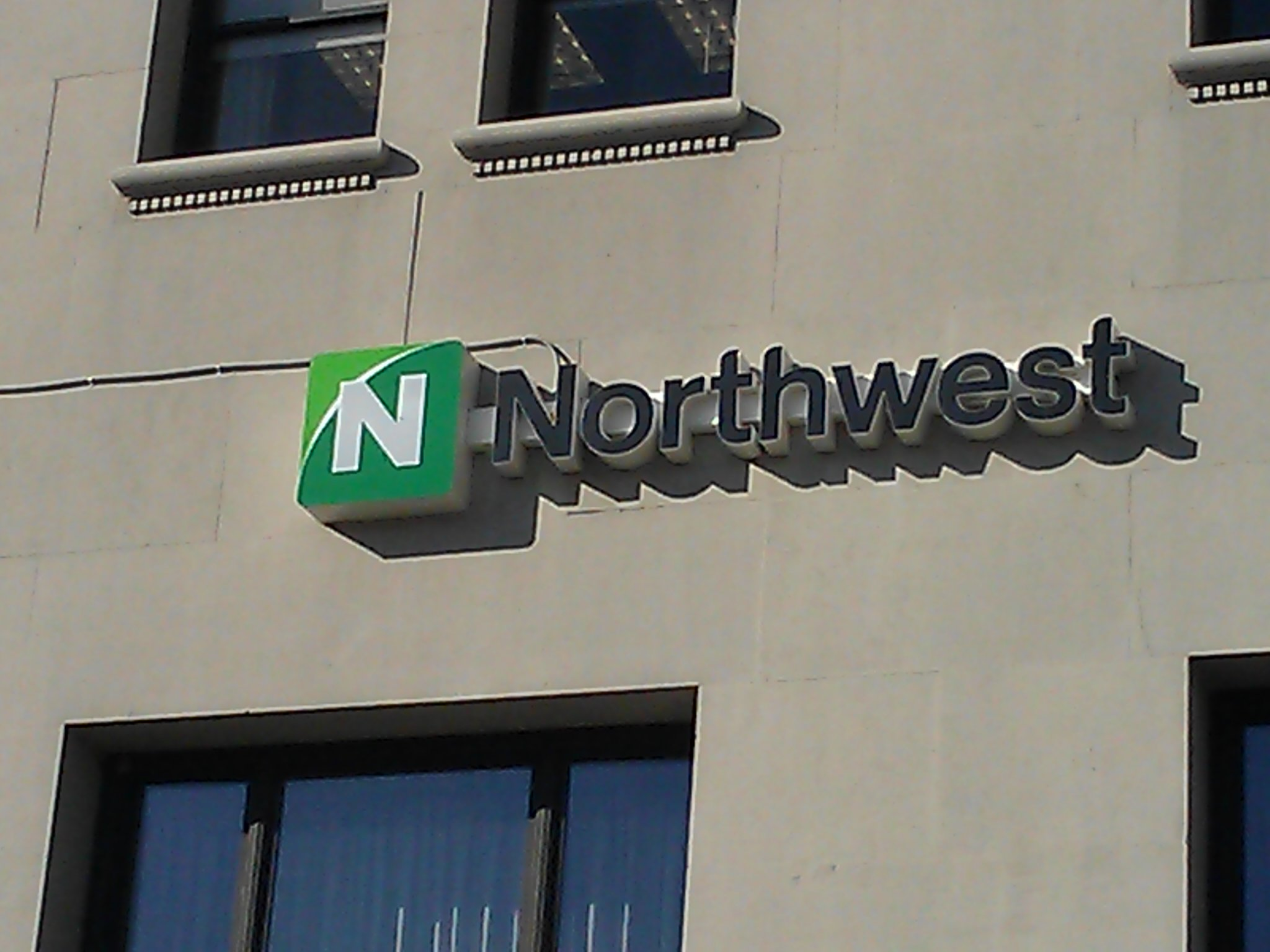 Northwest Bank is repeating benefits of acquiring 18 First Niagara branches.