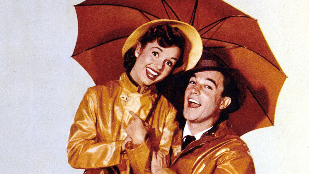 'Singin' in the Rain,' starring Debbie Reynolds and Gene Kelly, will be shown as part of the Riviera Theatre's 'Throwback Thursdays' film series.