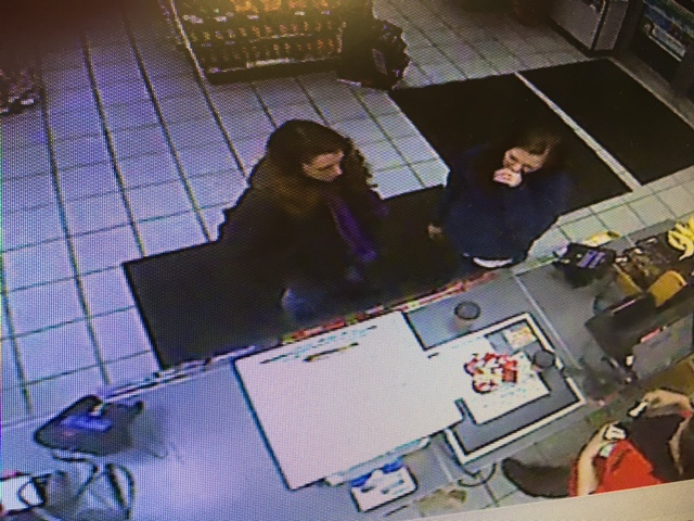 Image released by authorities who said these are 'persons of interest' in vehicle break-ins in Holland. (Erie County Sheriff's Office)