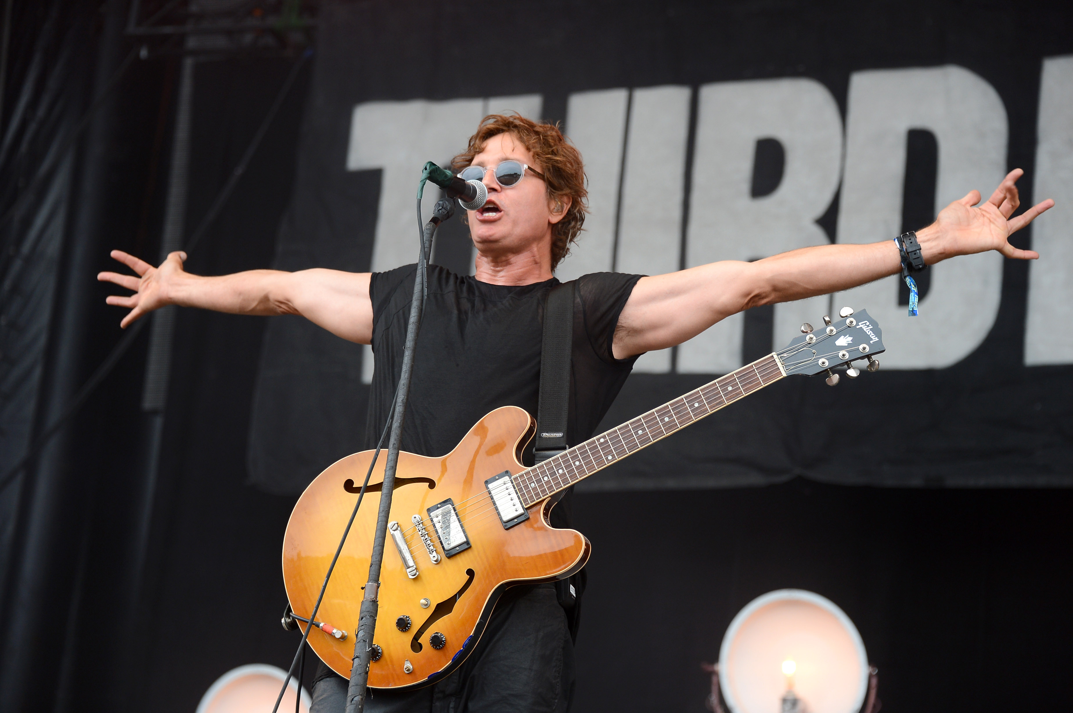 Stephan Jenkins and Third Eye Blind will perform at the Darien Lake Performing Arts Center. (Getty Images)