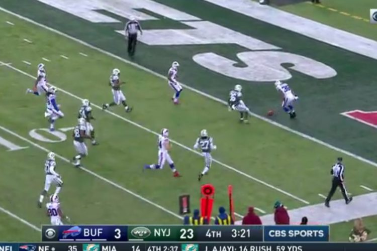 Video: Game highlights of Bills' 30-10 losing finale at Jets