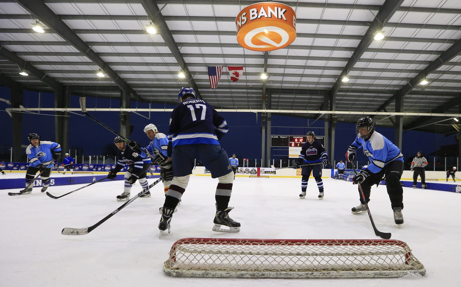 100 Things Watch Labatt Blue Pond Hockey Tournament The Buffalo News