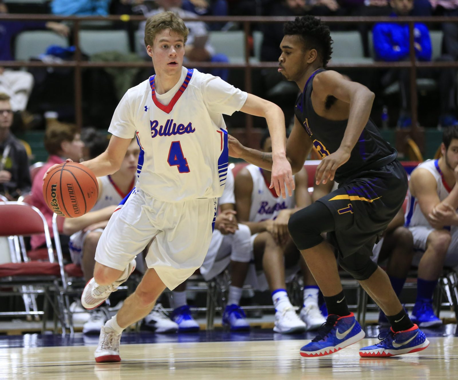 Greg Dolan and the defending Section VI champions from Williamsville South are the top seed in Class A-1. (Harry Scull Jr./Buffalo News)