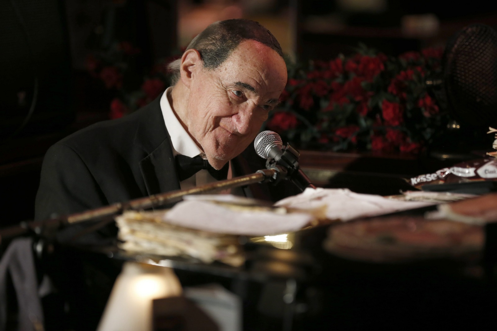 Jackie Jocko, pictured performing at E.B. Green's. A benefit will be held for the venerable piano player on March 9. (Robert Kirkham/Buffalo News file photo)