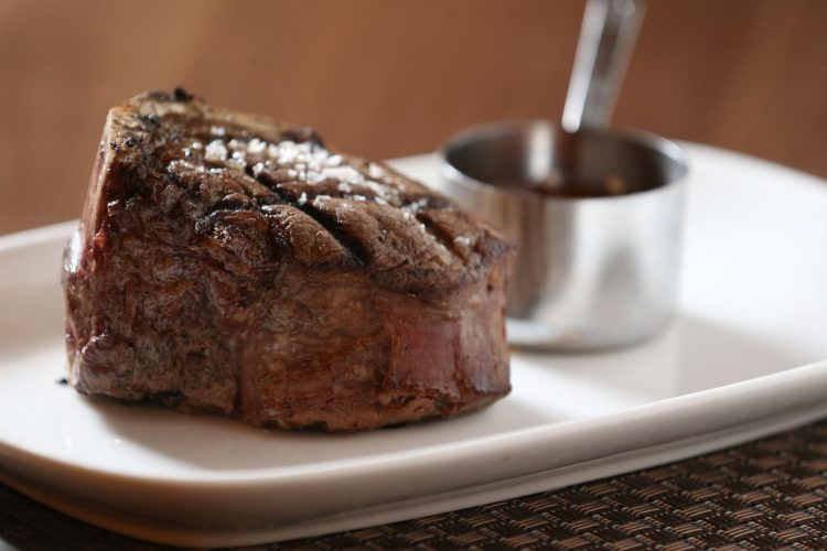 Steaks are a sure bet at The Western Door