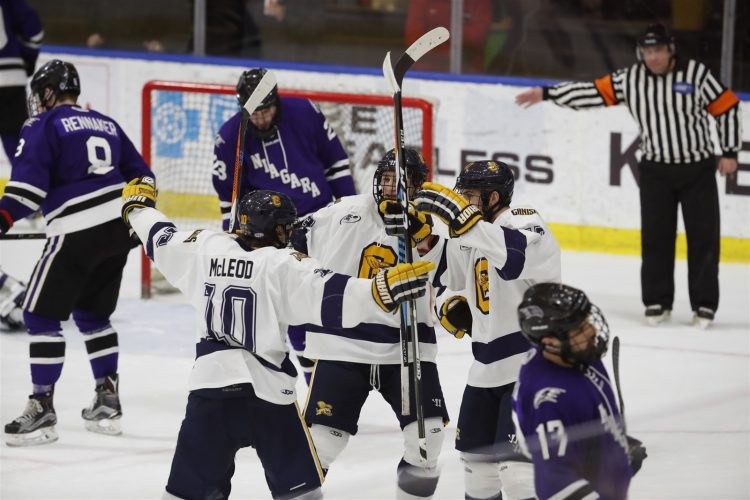 Five Things to prepare for the Atlantic Hockey playoffs
