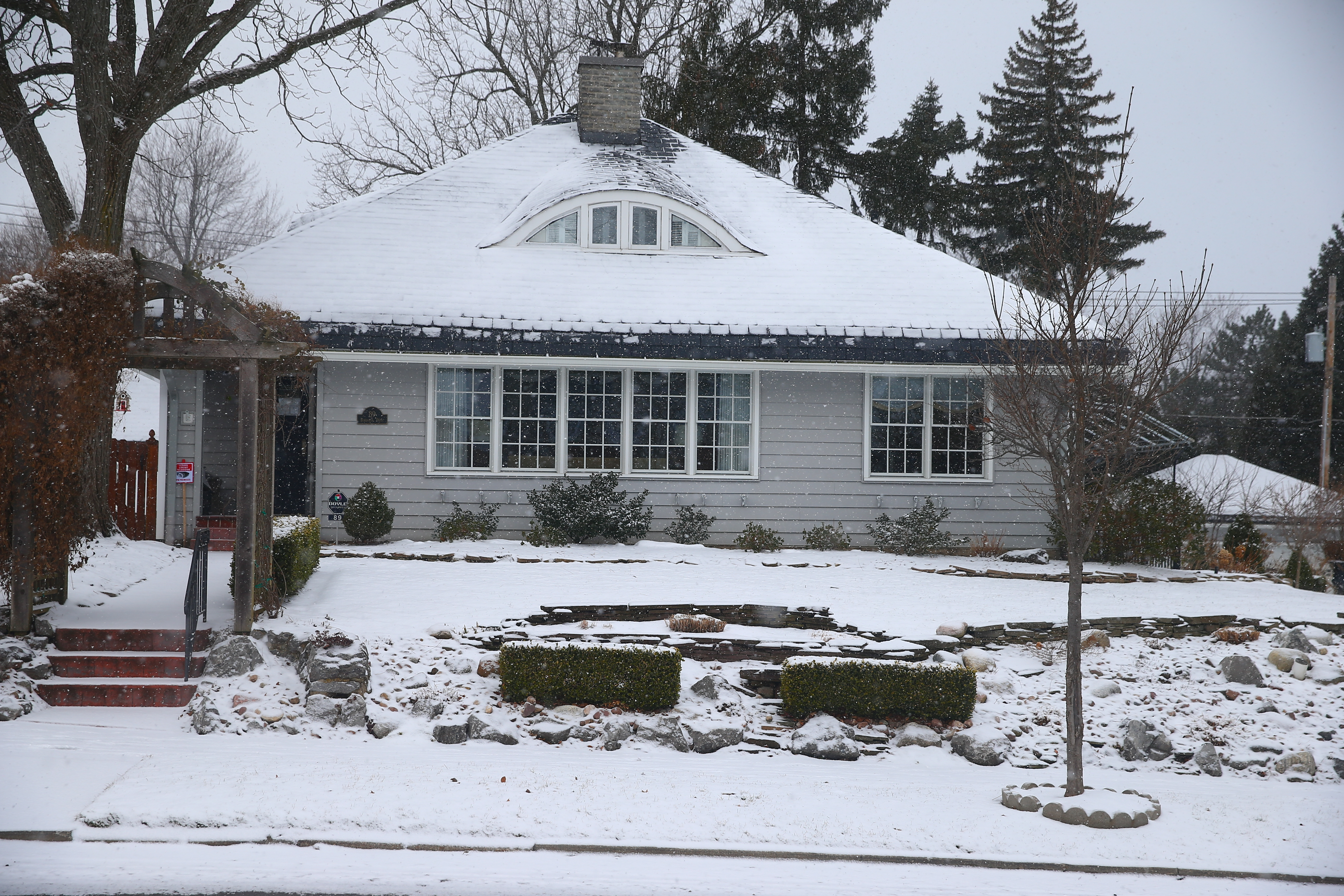 A home on Berryman Drive in Snyder sold in June 2015 for $405,000, 40 percent more than the fair market value of $289,900 based on the town's assessment of $263,800. Photo by John Hickey / Buffalo News.