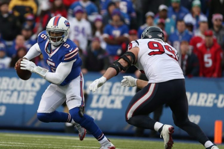 Mike Mayock is a Tyrod Taylor 'fan,' but doesn't think he's a franchise QB