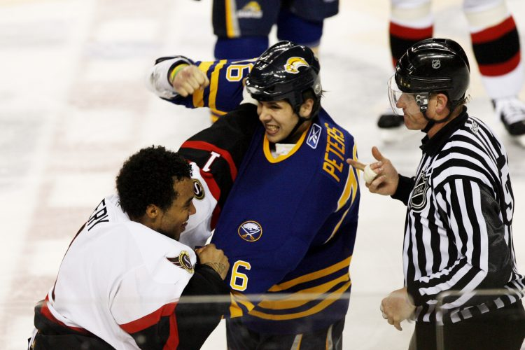 Inside the Sabres: Reliving the Senators brawl, 10 years later
