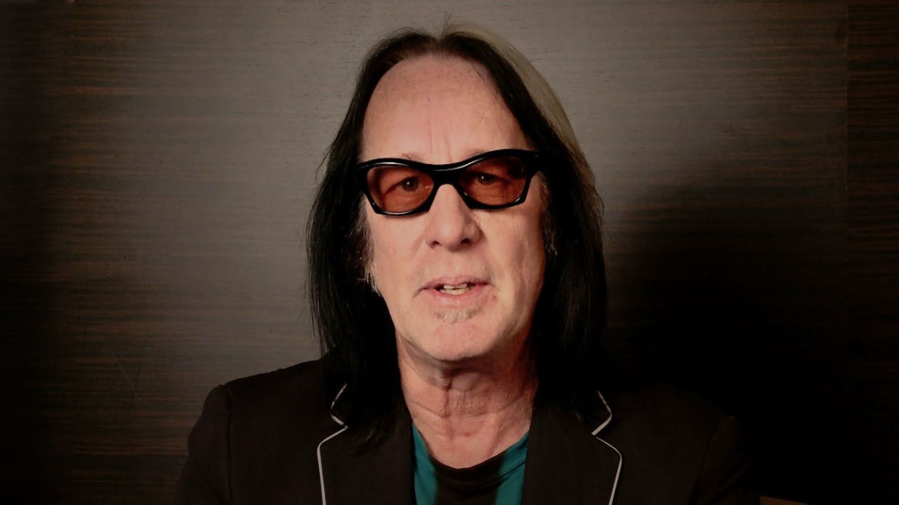 Todd Rundgren will return to the Riviera Theatre on May 17.