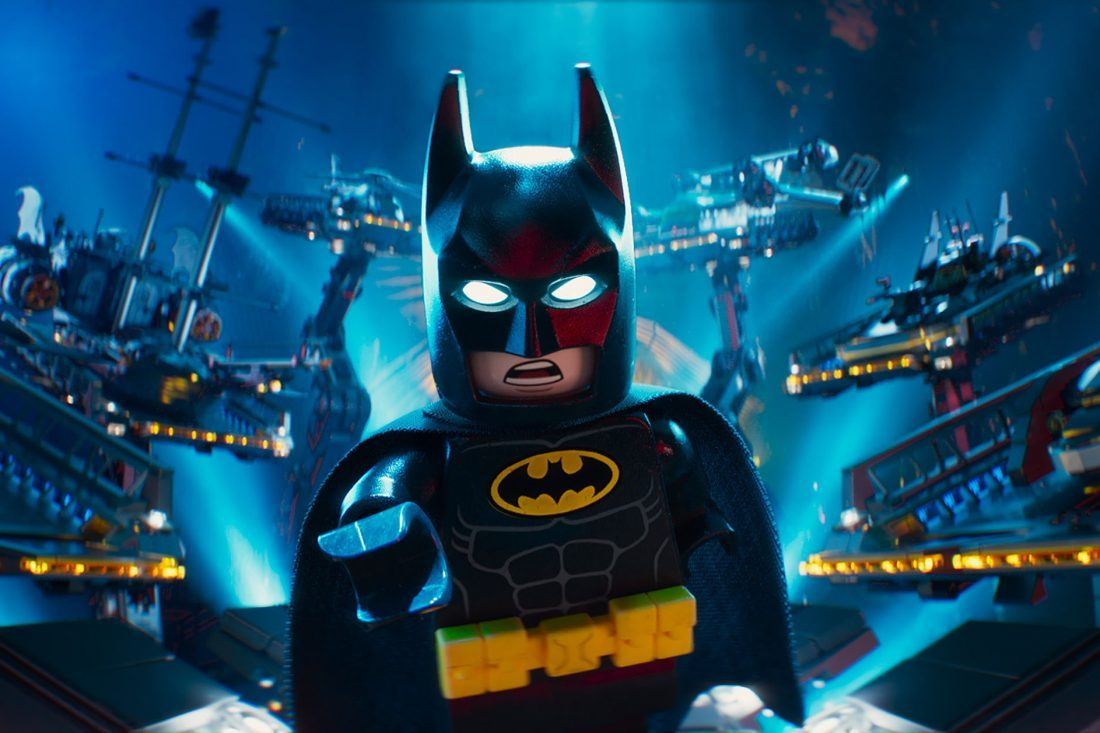 Will Arnett is the voice of the caped crusader in 'The Lego Batman Movie.'