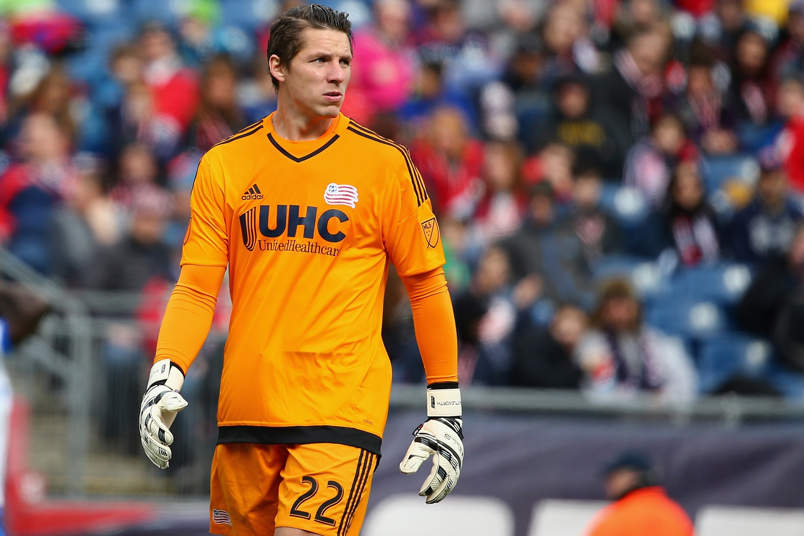 Major League Soccer goalkeeper Bobby Shuttleworth was traded to Minnesota United on Feb. 15, 2017. (Getty Images)
