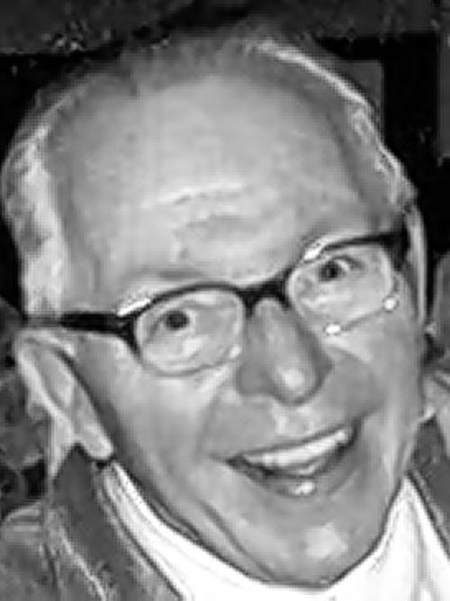 TYSON, The Rev. Harold E. Jr.